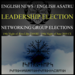 English News Leadership Election